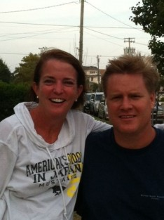 Bill and Corinne Thygeson Shine On! in 2012