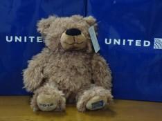 Adventure Bears make the trip to Narita!