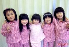 釜石市の子どもたちにパジャマと毛布を届けました