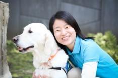 ファシリティドッグハンドラー森田優子がNHK番組出演